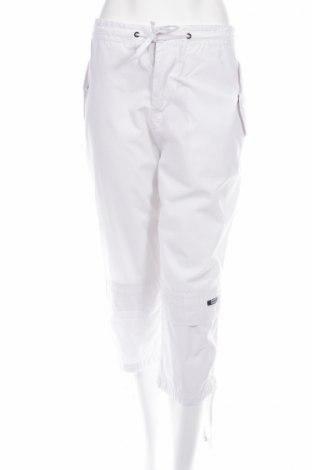 Дамски спортен панталон Zembla, Размер M, Цвят Бял, 65% полиестер, 35% памук, Цена 5,47лв.