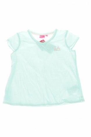 Детска блуза LA Gear, Размер 10-11y/ 146-152 см, Цвят Зелен, 65% полиестер, 35% памук, Цена 5,60лв.