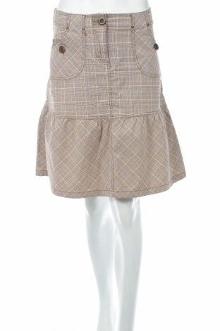 Пола Esprit, Размер M, Цвят Бежов, 98% памук, 2% еластан, Цена 5,98лв.