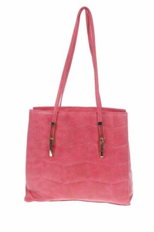 Дамска чанта, Цвят Розов, Еко кожа, Цена 18,20лв.