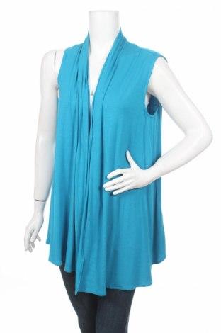 Γυναικεία ζακέτα G.W., Μέγεθος L, Χρώμα Μπλέ, Τιμή 4,96€