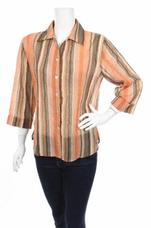 Дамска риза Lisa Campione, Размер M, Цвят Многоцветен, Цена 9,43лв.