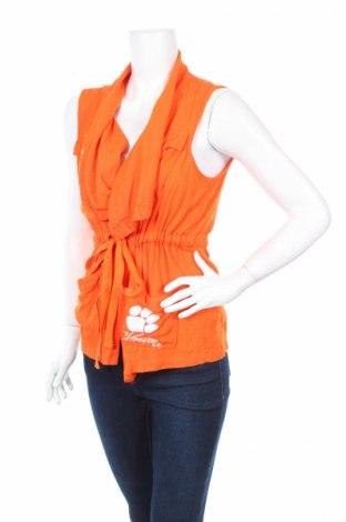 Дамски елек, Размер S, Цвят Оранжев, Цена 5,50лв.