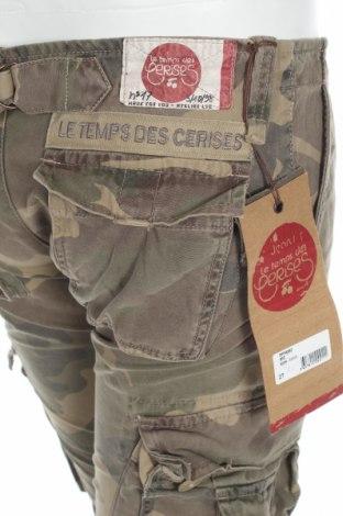 Дамски панталон Le Temps Des Cerises, Размер S, Цвят Многоцветен, 100% памук, Цена 70,20лв.