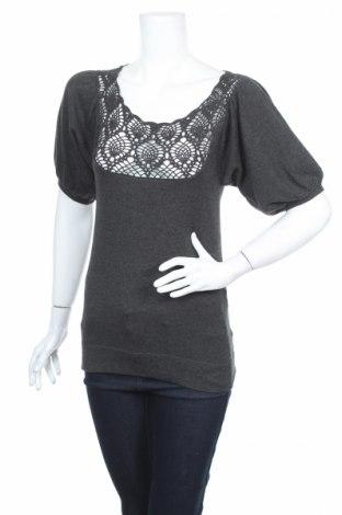 Дамски пуловер Reserved, Размер S, Цвят Сив, Цена 7,45лв.