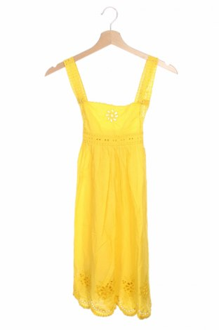 Detské šaty  Stella Mccartney Kids, Veľkosť 11-12y/ 152-158 cm, Farba Žltá, Bavlna, Cena  28,46€