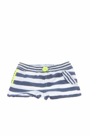 Детски къс панталон Stella Mccartney Kids, Размер 3-6m/ 62-68 см, Цвят Бял, 60% памук, 40% полиестер, Цена 36,75лв.