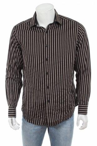 Męska koszula Black Brown