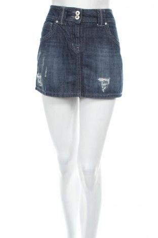 Φούστα Oasis, Μέγεθος M, Χρώμα Μπλέ, Βαμβάκι, Τιμή 5,97€