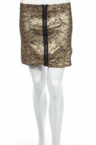 Φούστα Only, Μέγεθος M, Χρώμα Χρυσαφί, Τιμή 4,86€