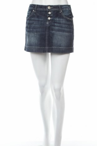 Φούστα Original, Μέγεθος M, Χρώμα Μπλέ, 98% βαμβάκι, 2% ελαστάνη, Τιμή 3,74€