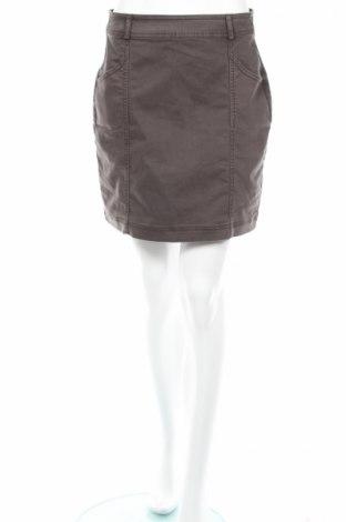Φούστα Yessica, Μέγεθος XS, Χρώμα Πράσινο, 64% βαμβάκι, 33% πολυεστέρας, 3% ελαστάνη, Τιμή 4,64€