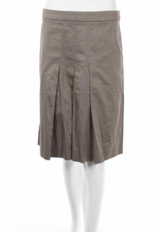 Φούστα Zara, Μέγεθος M, Χρώμα Πράσινο, 97% βαμβάκι, 3% ελαστάνη, Τιμή 4,38€