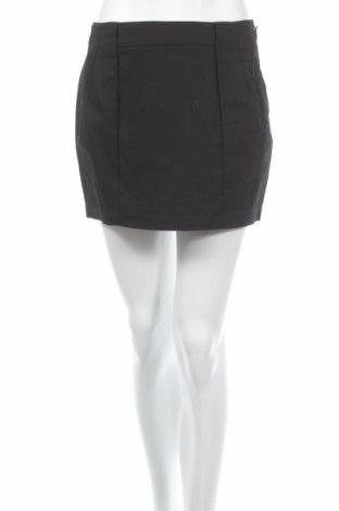 Φούστα Zara Trafaluc, Μέγεθος M, Χρώμα Μαύρο, 96% βαμβάκι, 4% ελαστάνη, Τιμή 4,95€