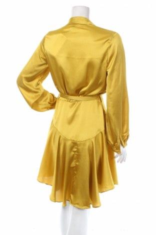 Рокля Club L, Размер L, Цвят Жълт, Цена 83,20лв.