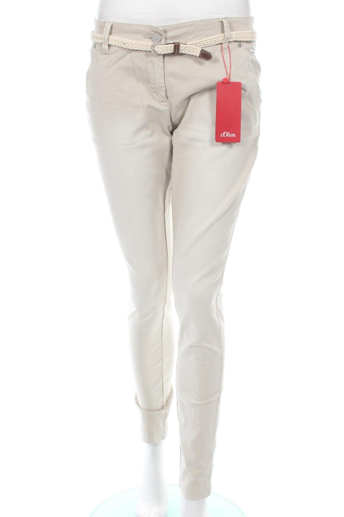 beb321443 Dámske nohavice S.Oliver - za výhodnú cenu na Remix - #104922475