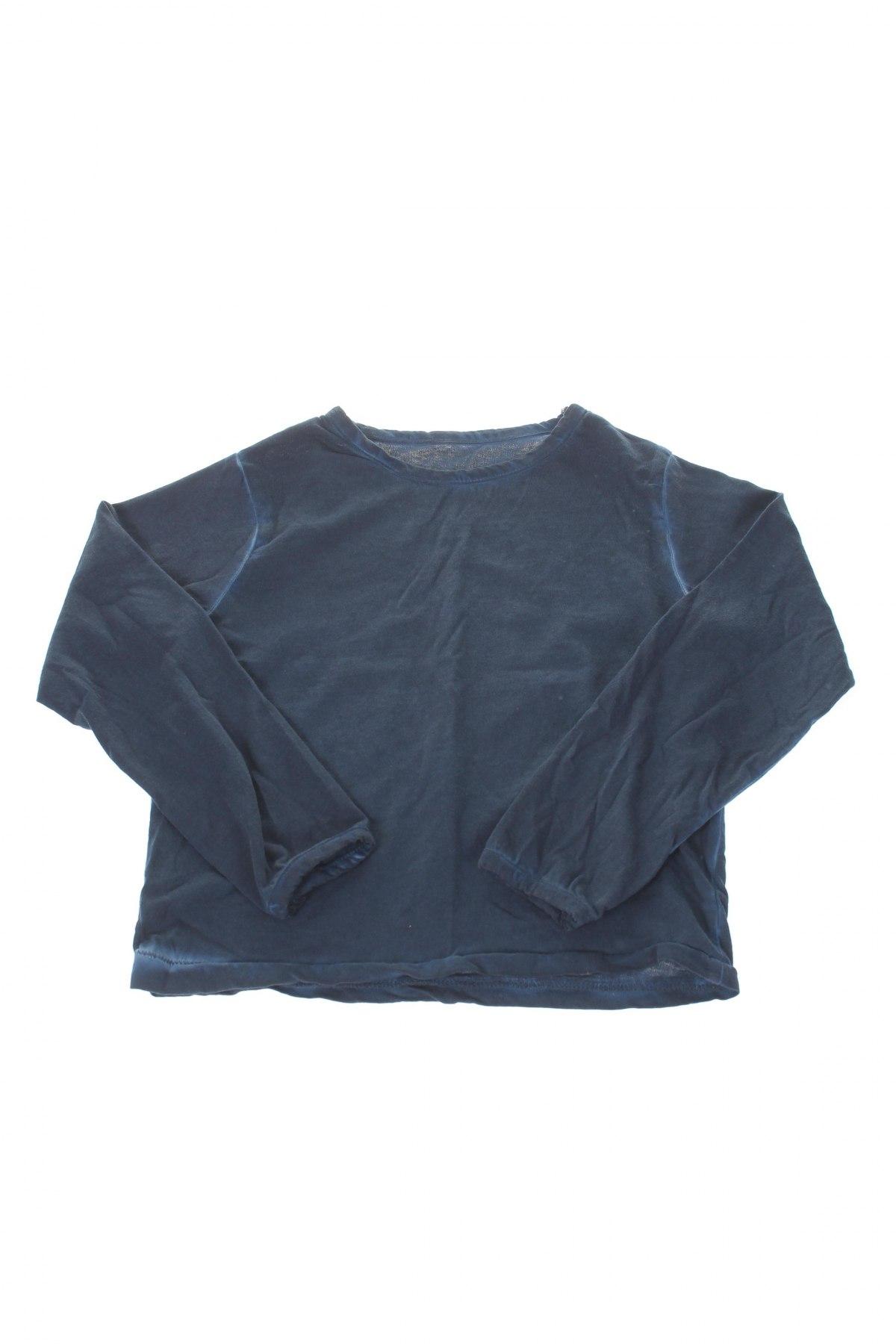 Παιδική μπλούζα, Μέγεθος 3-4y/ 104-110 εκ., Χρώμα Μπλέ, Τιμή 11,73€