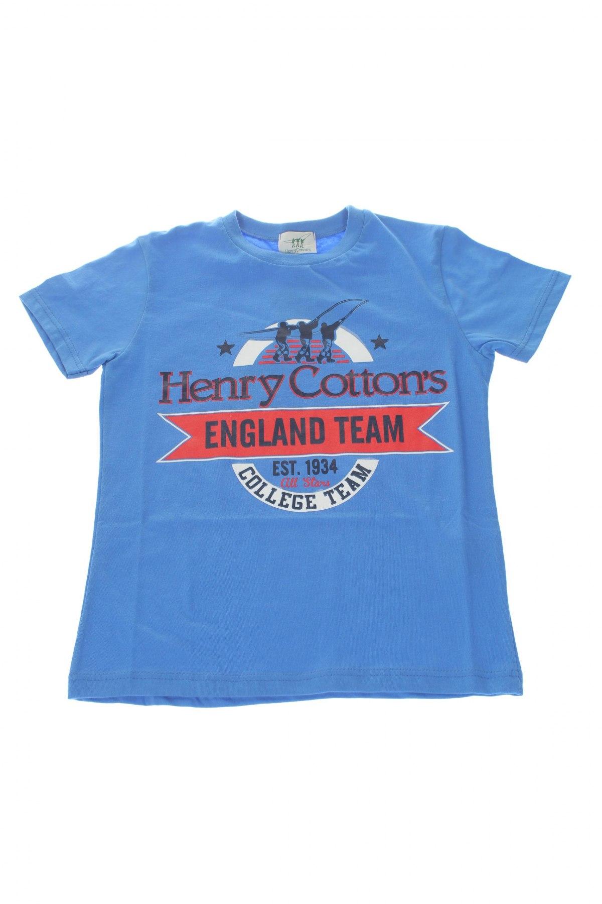 Детска тениска Henry Cotton's