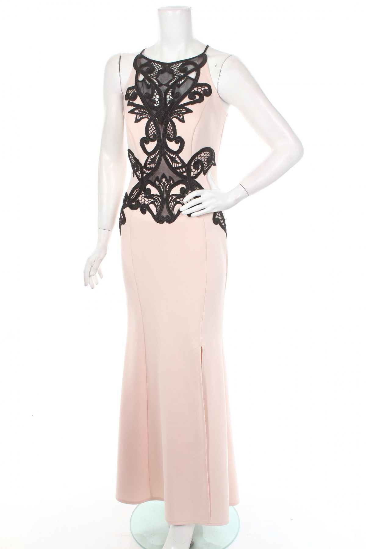 Рокля Lipsy London, Размер M, Цвят Розов, 92% полиестер, 8% еластан, Цена 83,20лв.