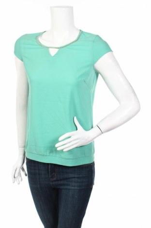 Дамска блуза Accent, Размер S, Цвят Зелен, Цена 11,76лв.