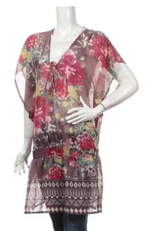 Дамска блуза Accessorize, Размер M, Цвят Многоцветен, Полиестер, Цена 4,46лв.