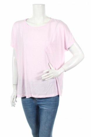 Дамска блуза Charles Vogele, Размер L, Цвят Розов, 65% полиестер, 35% вискоза, Цена 4,20лв.