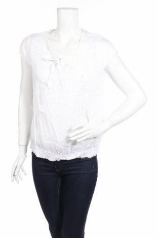 Дамска блуза Charles Vogele, Размер M, Цвят Бял, Цена 4,20лв.
