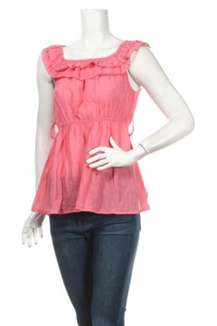 Дамска блуза Jennifer Taylor, Размер M, Цвят Розов, 60% вискоза, 40% полиестер, Цена 3,68лв.