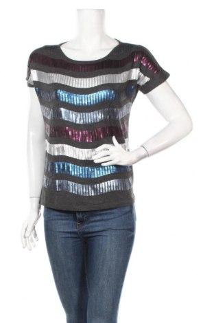 Дамска блуза Lc Waikiki, Размер M, Цвят Сив, Цена 17,85лв.