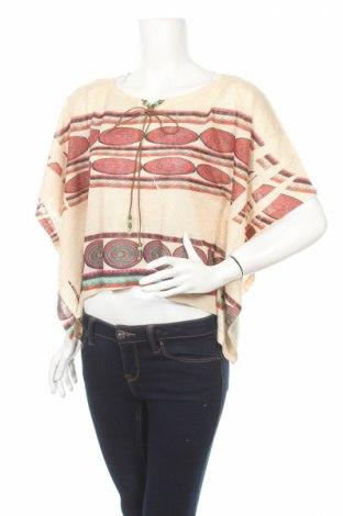 Γυναικεία μπλούζα Qed London, Μέγεθος M, Χρώμα Πολύχρωμο, Τιμή 5,75€