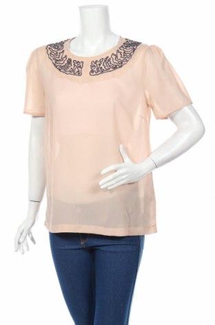 Дамска блуза Units, Размер L, Цвят Пепел от рози, Полиестер, Цена 7,02лв.