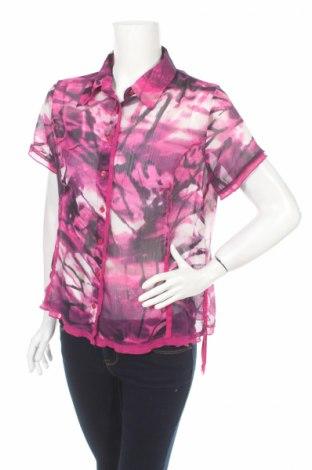 Дамска риза Biba, Размер M, Цвят Многоцветен, Полиестер, Цена 3,94лв.