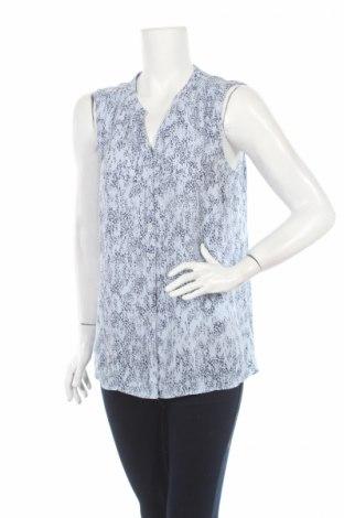 Дамска риза Charles Vogele, Размер XL, Цвят Син, Полиестер, Цена 4,20лв.