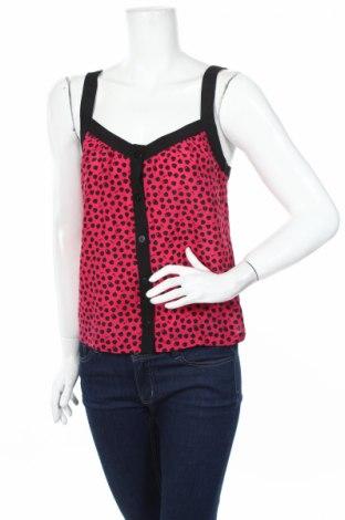 Дамска риза H&M Divided, Размер S, Цвят Розов, Полиестер, Цена 4,20лв.