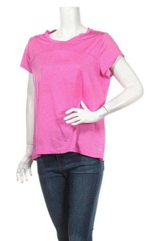 Дамска спортна блуза Athletic Works, Размер XL, Цвят Розов, Полиестер, Цена 4,46лв.