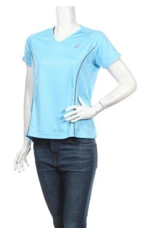 Tricou de femei Crane, Mărime M, Culoare Albastru, Poliester, Preț 15,75 Lei