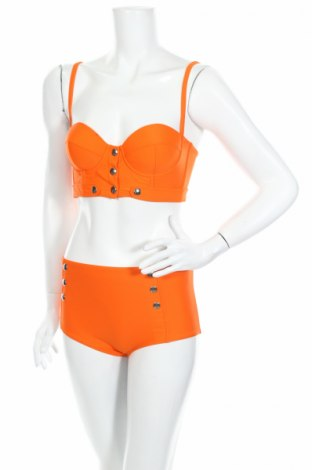 Дамски бански Carven, Размер M, Цвят Оранжев, 72% полиамид, 28% еластан, Цена 80,15лв.