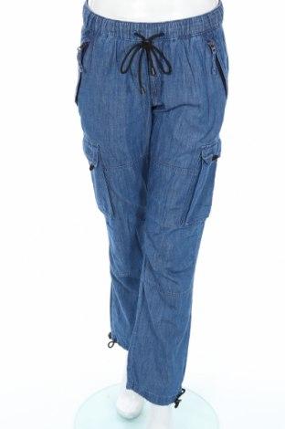 Dámské džíny  John Baner, Rozměr L, Barva Modrá, Bavlna, Cena  415,00Kč