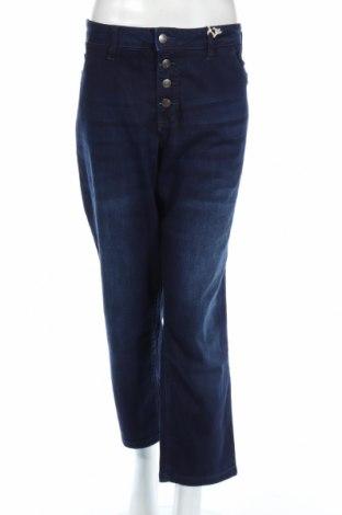 Γυναικείο Τζίν John Baner, Μέγεθος 3XL, Χρώμα Μπλέ, 95% βαμβάκι, 4% πολυεστέρας, 1% ελαστάνη, Τιμή 13,68€