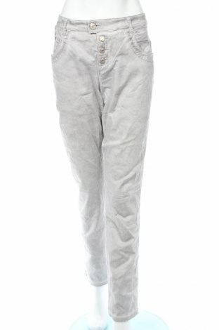Dámské džíny  Street One, Rozměr XL, Barva Šedá, 97% bavlna, 3% elastan, Cena  140,00Kč