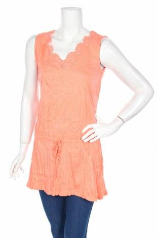 Γυναικεία σαλοπέτα Tom Tailor, Μέγεθος S, Χρώμα Πορτοκαλί, 60% βαμβάκι, 40% πολυεστέρας, Τιμή 6,37€
