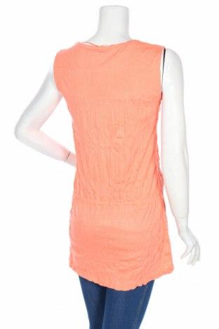 Дамски гащеризон Tom Tailor, Размер S, Цвят Оранжев, 60% памук, 40% полиестер, Цена 9,88лв.