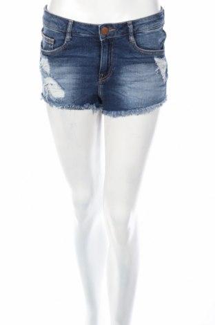 Γυναικείο κοντό παντελόνι, Μέγεθος S, Χρώμα Μπλέ, Τιμή 8,18€