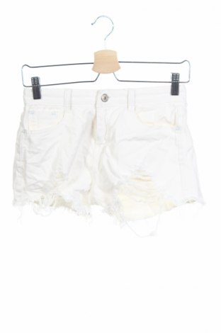 Γυναικείο κοντό παντελόνι, Μέγεθος XS, Χρώμα Λευκό, Τιμή 8,18€