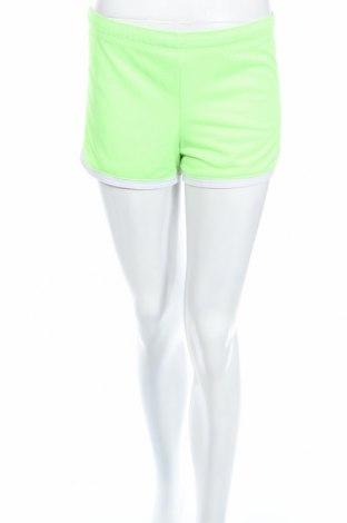 Дамски къс панталон Justice, Размер XS, Цвят Зелен, Цена 13,23лв.
