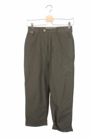 Дамски панталон Askari, Размер S, Цвят Зелен, Полиестер, Цена 6,01лв.