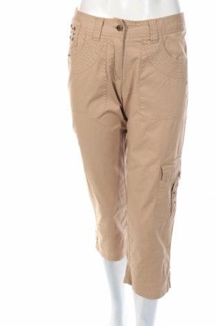 Дамски панталон Cheer, Размер S, Цвят Бежов, Цена 5,07лв.