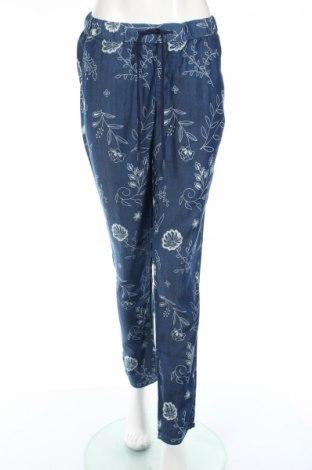 Pantaloni de femei John Baner, Mărime M, Culoare Albastru, 100% lyocell, Preț 98,52 Lei