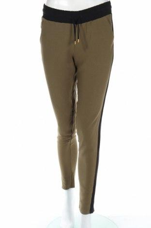 Dámské kalhoty  Kiabi, Rozměr XS, Barva Zelená, Cena  379,00Kč