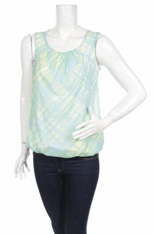 Γυναικείο αμάνικο μπλουζάκι Bel&Bo, Μέγεθος S, Χρώμα Μπλέ, Πολυεστέρας, Τιμή 2,60€